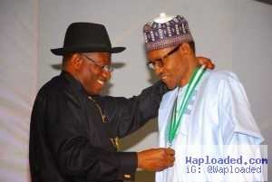 2015 Elections: President Buhari Said He Will Never Forget Goodluck Jonathan For This